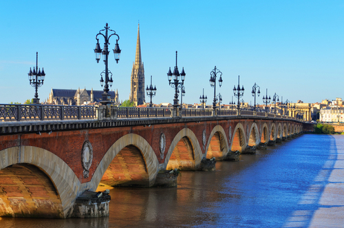 Photo Bordeau - Pont de la Garonne